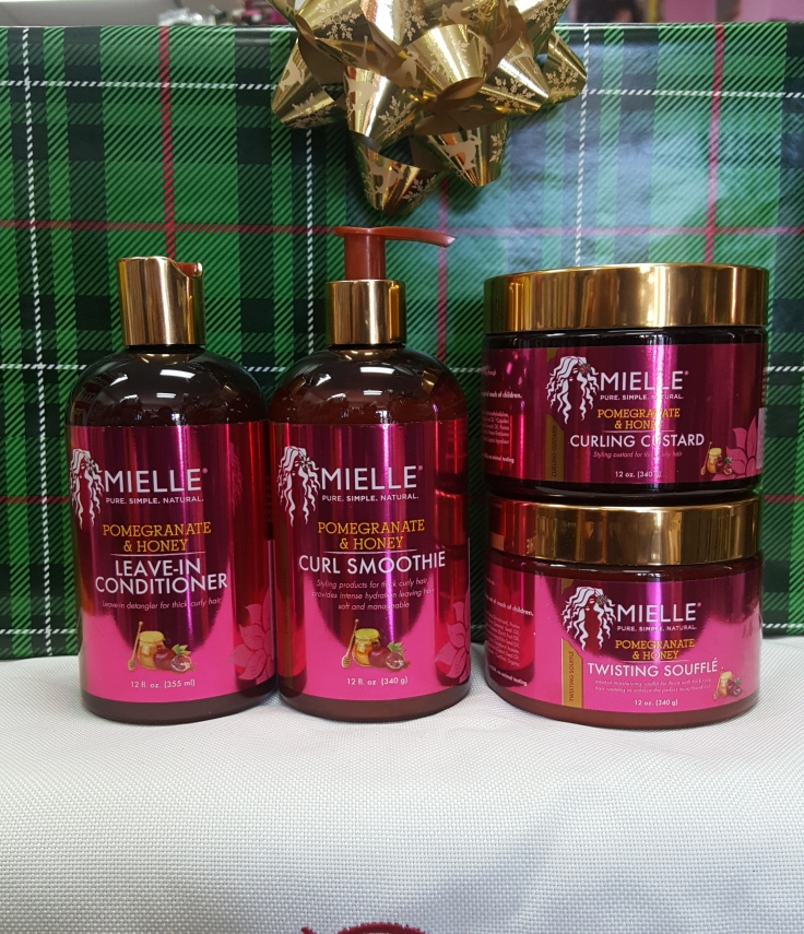 Mielle Hair Products Pomegranate